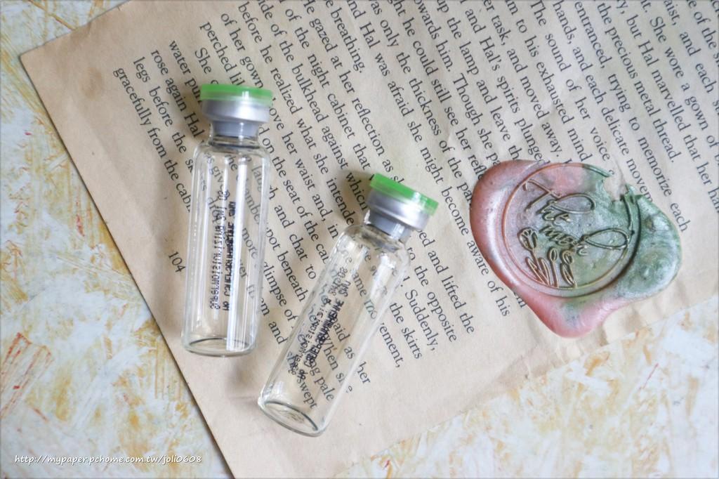小綠安瓶,俄羅斯安瓶