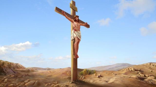 十字架的意義-主耶穌釘十字架背後的心意