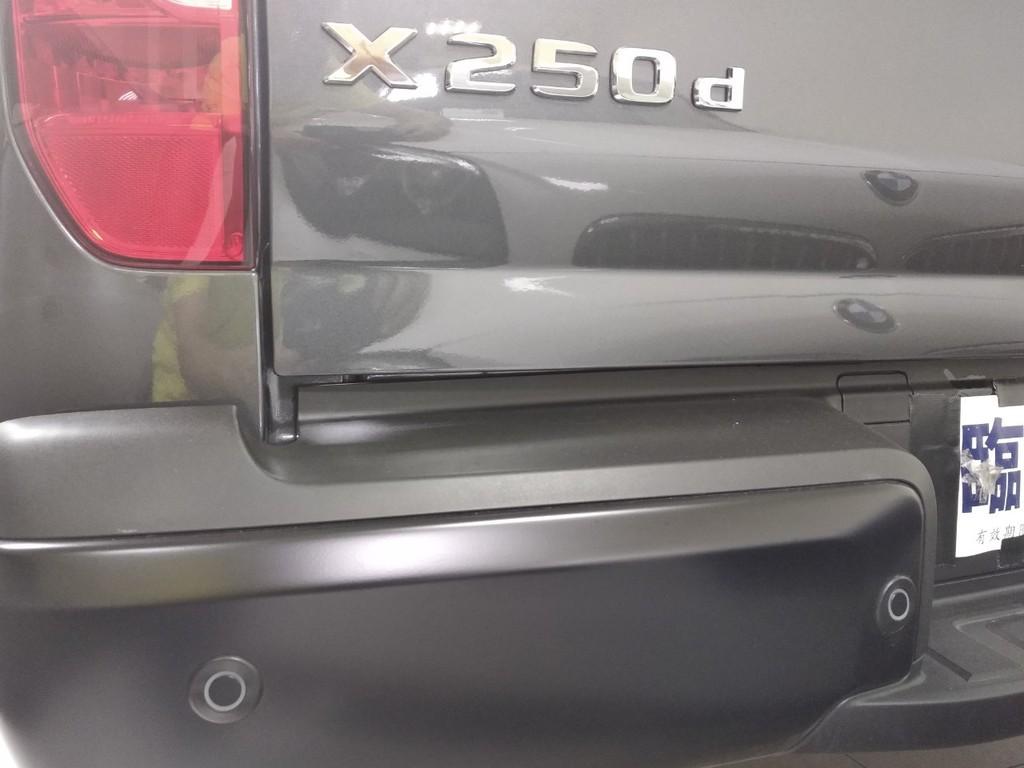 BENZ X250D