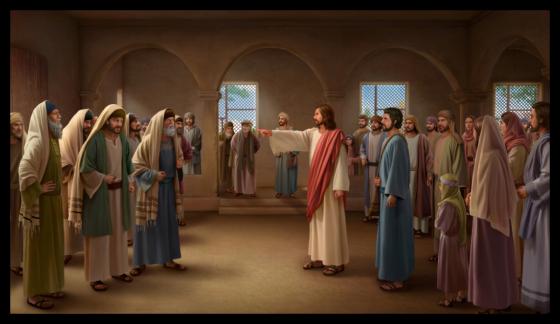 主耶穌對法利賽人的斥責