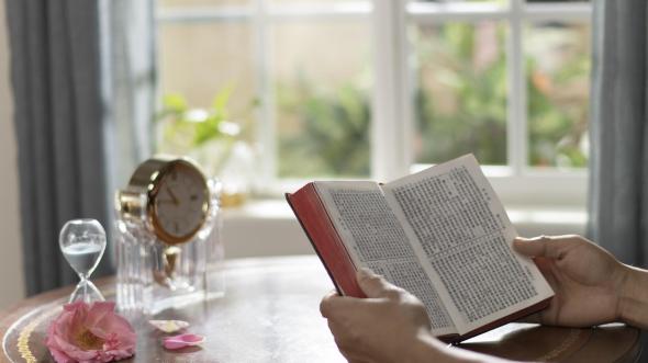 基督徒看聖經