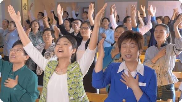 宗教儀式禱告