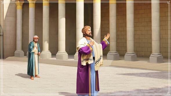 兩個人的禱告