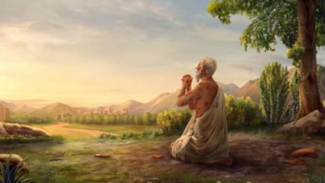 約伯臨到試煉時信心是怎麽產生的?
